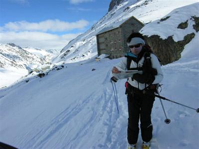Refuge Jamtal (2165 m)