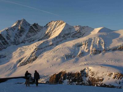 Contempler la montagne