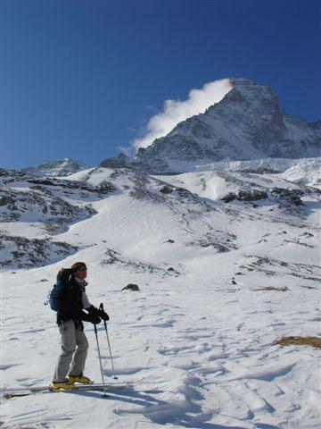 Sous le Matterhorn - bis