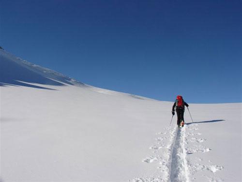 Montée Wildspitze