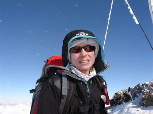 Sommet Wildspitze